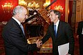 Deputy Secretary Blinken is Greeted by French Foreign Minister Fabius (16697693975).jpg