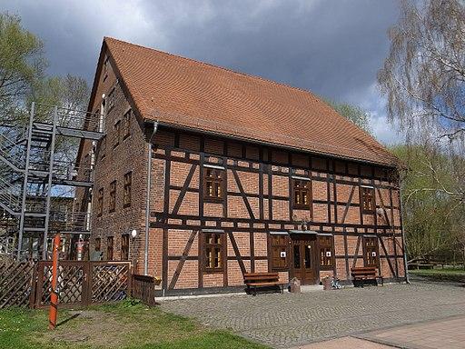 Dessau-Roßlau,Hauptstraße 108a,Ölmühle