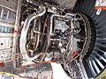 Detail of GEnx turbofan engine core.jpg