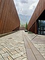 Details of Wenchuan Earthquake Memorial Museum 01.jpg