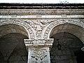 Detall dels Arcs gravats del Claustre de l'església convent de la Compañia de Jesús d'Arequipa.jpg
