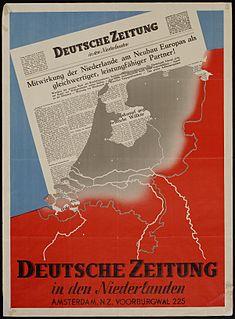 <i>Deutsche Zeitung in den Niederlanden</i> periodical literature