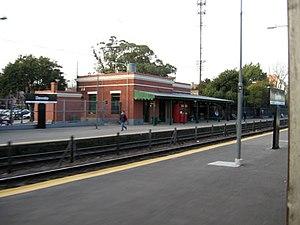 Villa Devoto - San Martín line - Devoto Station