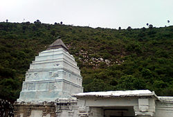 Dharapalem Temple is near to Atchutapuram