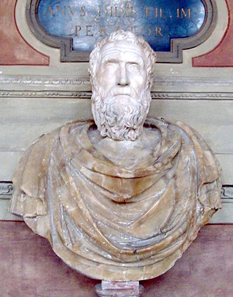 Didius Julianus - Bust of Didius Julianus, Residenz Museum, Munich