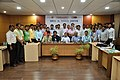 Dignitaries and Participants - Valedictory Session - Workshop on Organising Indian and World Robot Olympiad - NCSM - Kolkata 2016-03-09 2542.JPG