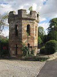 Dingwall Castle Relic.JPG