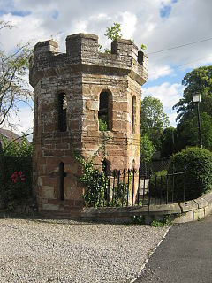 Dingwall Castle