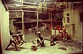 Diorama Blacksmith Shop - Motive Power Gallery - BITM - Calcutta 2000 195.JPG
