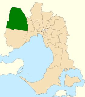 Division of Gorton Australian federal electoral division