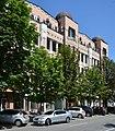 Dnipropetrovs'k K.Marksa 66 Hotel Astoriya 04 (YDS 5490).jpg