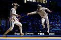Dolniceanu v Samele 2013 Fencing WCH SMS-IN t161350.jpg