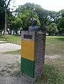Dom Antonio Zattera Square, Pelotas, Brazil DSCF0035 .jpg