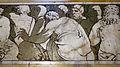 Domenico beccafumi, Marcia del popolo ebraico verso la terra promessa, 1545 circa, 10.JPG