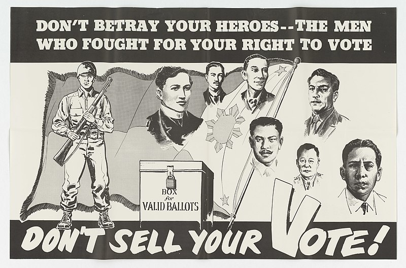 File:Don't Sell Your Vote - NARA - 5729938.jpg