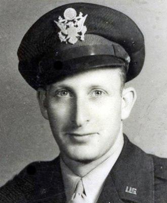 Donald Prell - Lt. Donald Prell 1946.