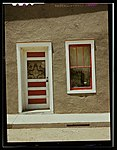 Door and window in a Spanish-American home 1a34162v.jpg
