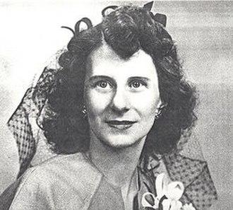Dorothy Yost - Image: Dorothy yost
