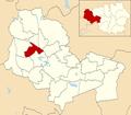 Douglas ward within Wigan Metropolitan Borough Council.png