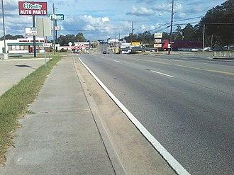 McRae–Helena, Georgia - Downtown McRae–Helena, Georgia