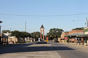 Sealy, Texas - Image: Downtown Sealy, TX IMG 3897