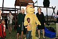 Dr. Jill Biden, Liz Berry Gips, a South African Child, and Kami Pose for a Photo (4690981597).jpg
