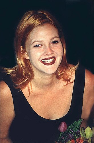 Drew Barrymore - Barrymore in 1997