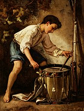 Drummer Boy 1857 Thomas Couture.jpg