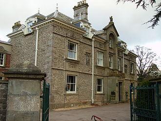 Monmouth Heritage Trail - Drybridge House