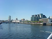 Dublin Docklands and IFSC (middle)