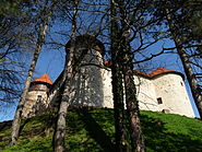 Dubovac Castle in Karlovac2, Croatia
