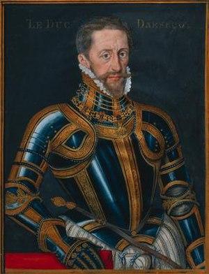 Philipe de Croÿ, Duke of Aarschot - Duke of Aarschot