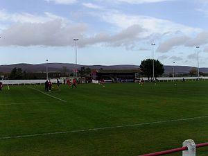 Brora Rangers F.C. - Dudgeon Park