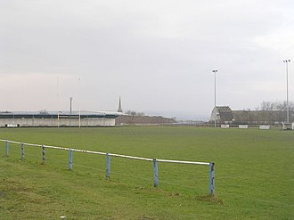 Bradford Dudley Hill - The club moved to Neil Hunt Memorial Ground, named after a 16-year-old player who died during a match, in 1979