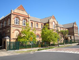 Dulwich Hill, New South Wales - Dulwich High School of Visual Arts and Design