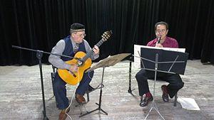 """Luis Manuel Molina - Duo Caliz """"Luis Manuel Molina"""" and """"Visente Monterrey"""""""