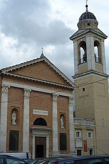 Arcidiocesi di urbino urbania sant 39 angelo in vado wikipedia for Marini arredamenti sant angelo in vado