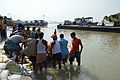 Durga Idol Immersion - Baja Kadamtala Ghat - Kolkata 2012-10-24 1280.JPG