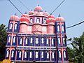 Durga Puja 2013 at Ramna Kali Mandir 001.jpg