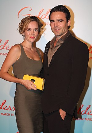 Camille Keenan - Dustin Clare and Camille Keenan (2013)