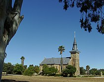 Dutch Reformed Church, Nieuwoudtville, Northern Cape, South Africa.jpg