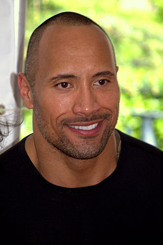 Big Man on Hippocampus - Dwayne Johnson guest starred in the episode.