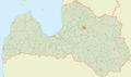 Dzērbenes pagasts LocMap.png