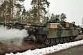 EAS M1A2s arrive in Grafenwoehr (12234282715).jpg