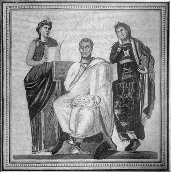 roman mosaic - image 8
