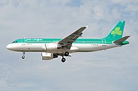 EI-DVN - A320 - Aer Lingus