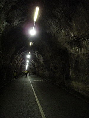 Turlough Hill - Access Tunnel