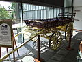 Early 20th century Gypsy pot wagon, Ludlow Library - DSCF2156.JPG