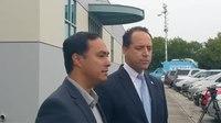 File:Early voting problems decried by Congressman Joaquin Castro, Texas Senator José Menéndez.webm