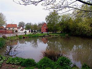 East Ilsley - Image: East Ilsley, Berkshire